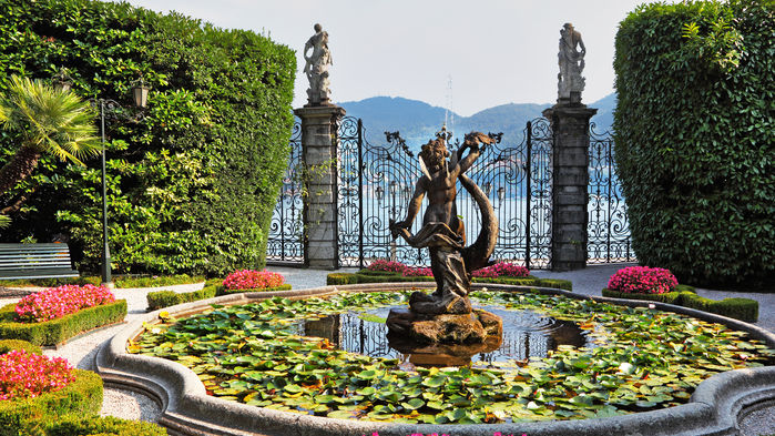 I slutet av april går vårens trädgårdsresa till Piemonte och Lombardiet i norra Italien.