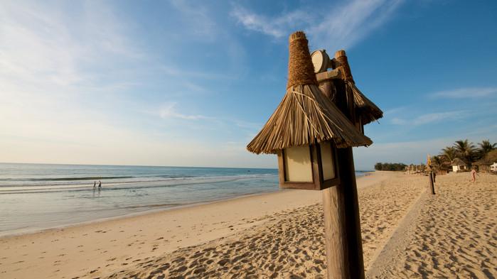 Mui Ne stranden i Phan Thiet