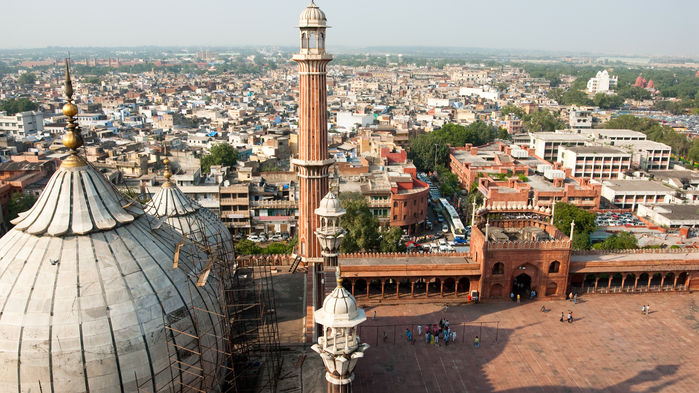 Jama Masjid / Delhi