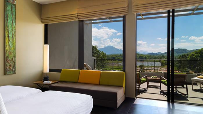 Jetwing Lake Hotel, Dambulla