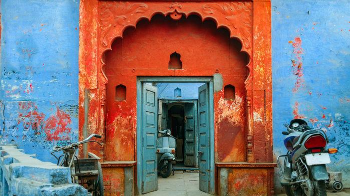Heritage hus i Agra