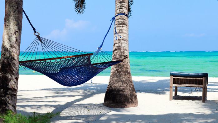 Resan avslutas med lata dagar på Zanzibar.